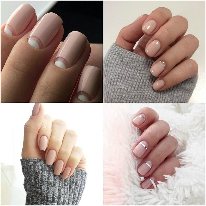 2017 Nail Trends On Trend Manicures Live True London