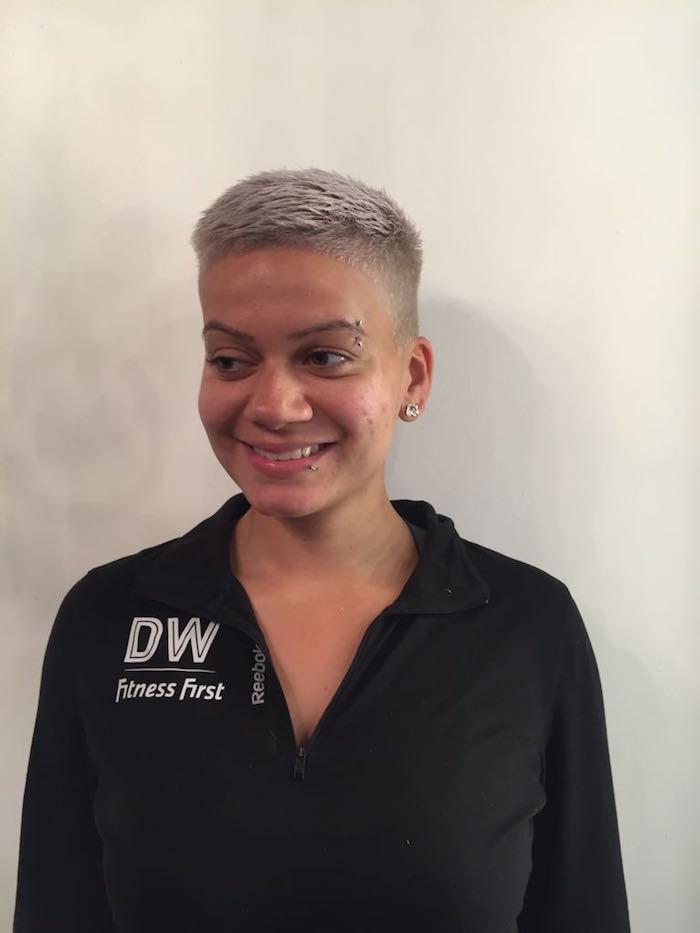 Short hair highlights Brixton hair salon